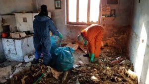 Sprzątanie ekstremalne