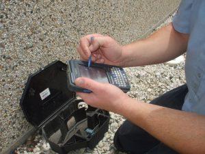 Monitoring DDD za pomocą specjalistycznych urządzeń